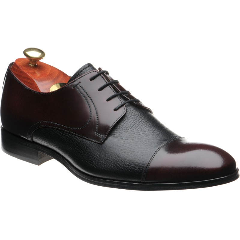 Southwold rubber-soled Derby shoes