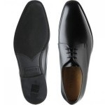 St Austell rubber-soled Derby shoes