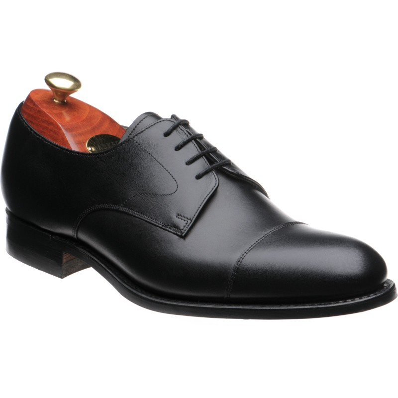 Morden  rubber-soled Derby shoes