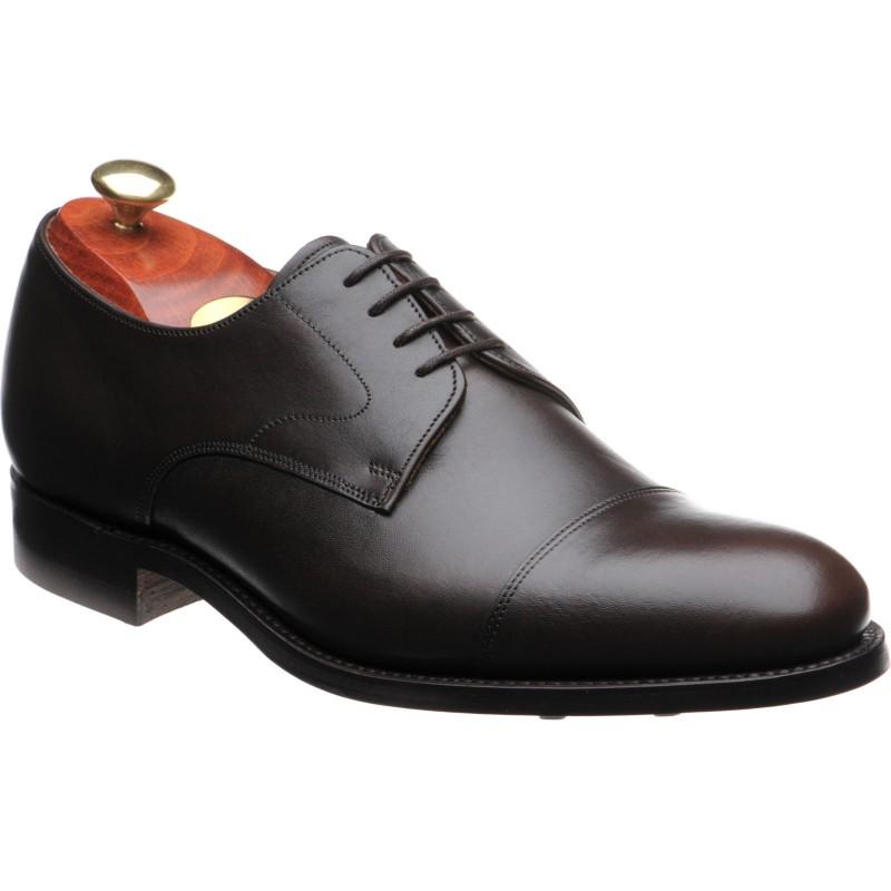 Morden  rubber-soled Derby shoes