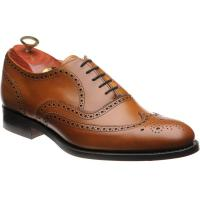 Barker Malton  rubber-soled brogues