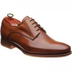 Ellon rubber-soled Derby shoes