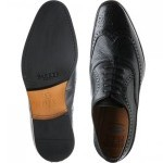 Rugby two-tone rubber-soled Oxfords