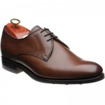Barker March  rubber-soled Derby shoes