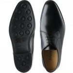 March  rubber-soled Derby shoes