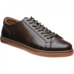 Barker Ethan rubber-soled trainers