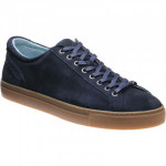 Barker Axel rubber-soled trainers