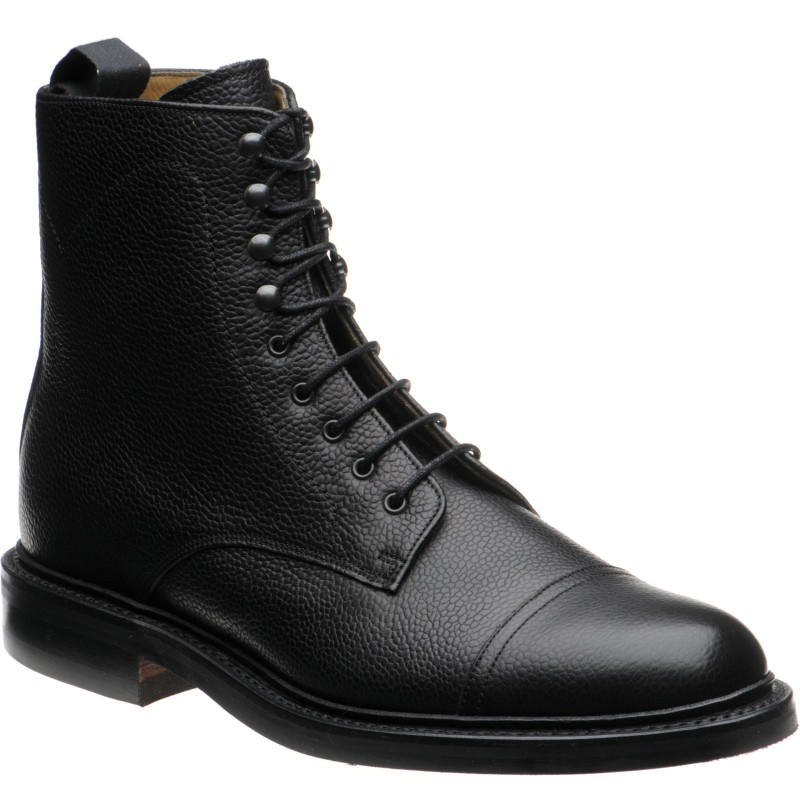 Donegal rubber-soled boots