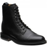 Barker Donegal rubber-soled boots