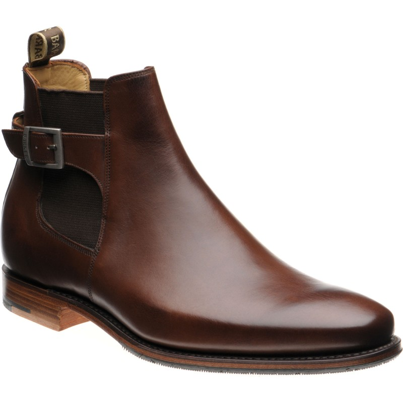 Sergey rubber-soled Chelsea boots