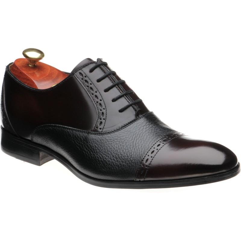 Ramsgate two-tone rubber-soled Oxfords