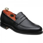 Barker Nailsea rubber-soled loafers