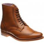Barker Faye ladies brogue boots