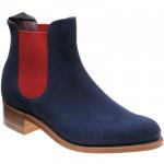 Barker Violet ladies Chelsea boots