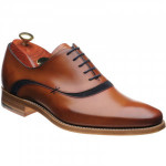 Emerson two-tone shoes