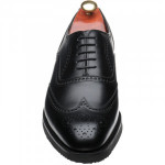 Coleman rubber-soled brogues