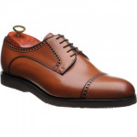 Barker Marcus rubber-soled semi-brogues