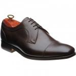 Barker Paignton rubber-soled Derby shoes