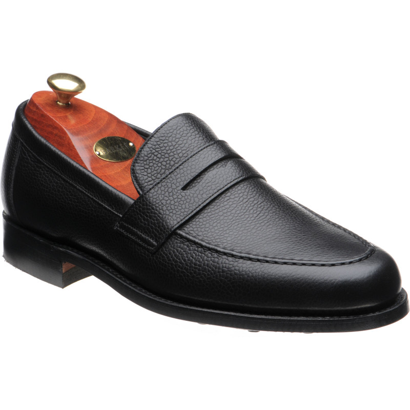 Jevington  rubber-soled loafers