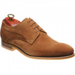 Barker Mason rubber-soled Derby shoes