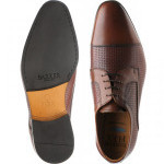 Pytchley rubber-soled Derby shoes