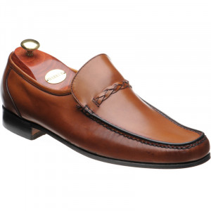 Grayson in Antique Rosewood Calf
