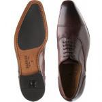 Corso rubber-soled Oxfords