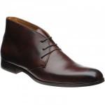Barker Carlo rubber-soled Chukka boots