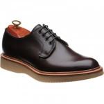 Dean rubber-soled Derby shoes