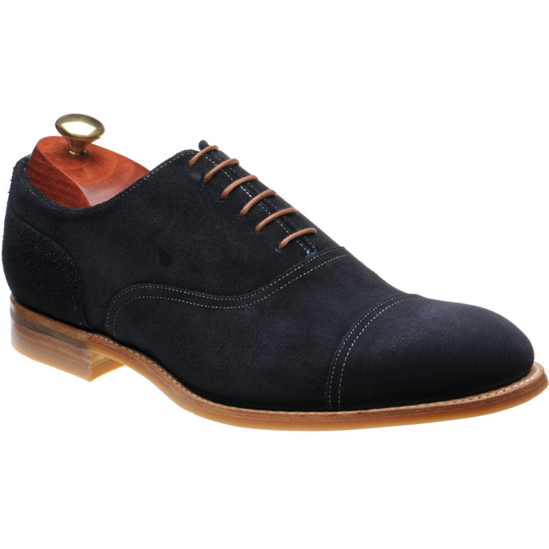 Barker Pullman rubber-soled Oxfords
