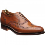 Barker HMS9878 rubber-soled brogues