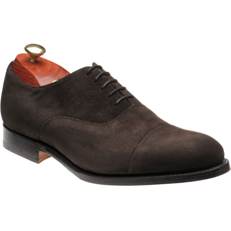 HMS3878 rubber-soled Oxfords