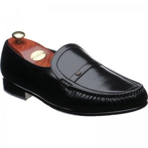 Jefferson rubber-soled loafers