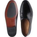 Barker Laurence rubber-soled loafers