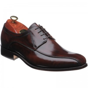 Barker Newbury in Cognac Brown