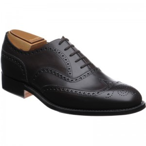 Church Chetwynd in Ebony Calf
