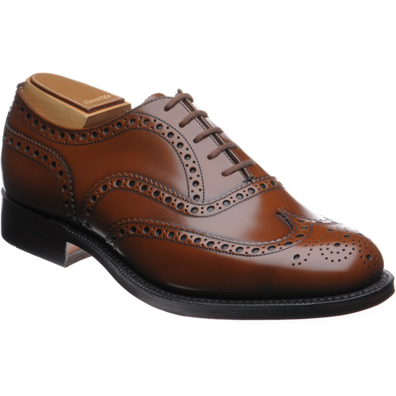 Church's'Burwood' brogues