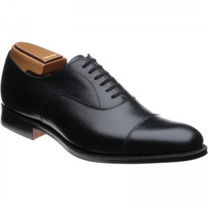 church dubai in black calf