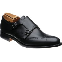 Church Chicago double monk shoes