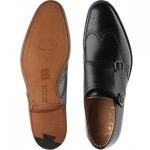 Chicago double monk shoes