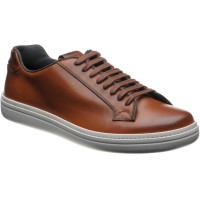 Church Mirfield rubber-soled trainers