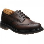Church McPherson rubber-soled brogues