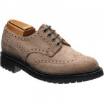 McPherson rubber-soled brogues