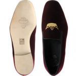 Sovereign slippers