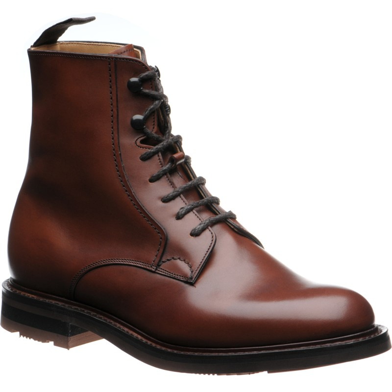 Wootton rubber-soled boots