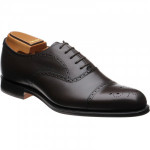 Church Weymouth rubber-soled semi-brogues