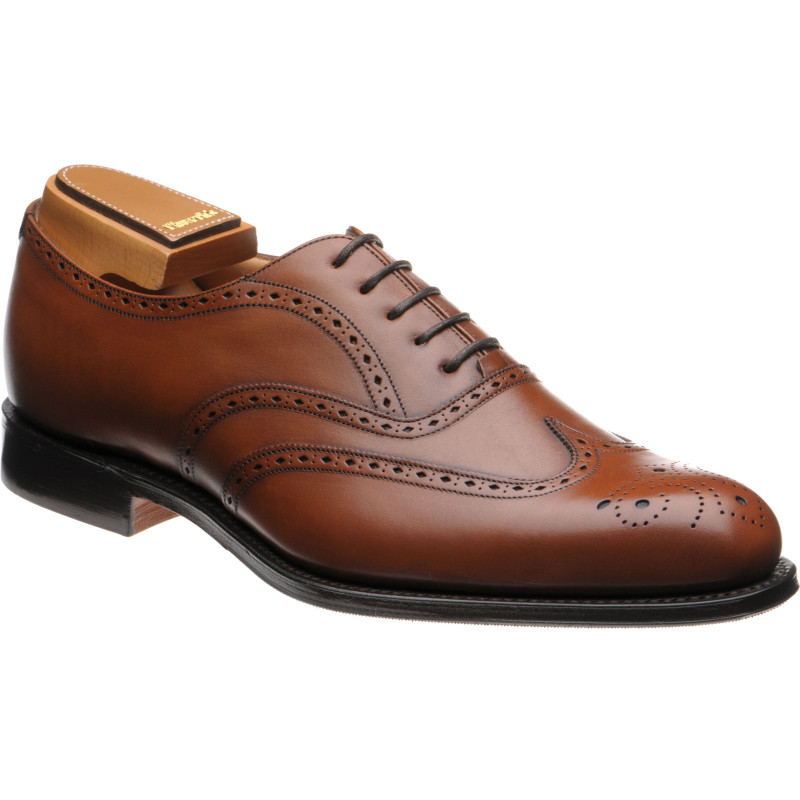 Withworth rubber-soled brogues