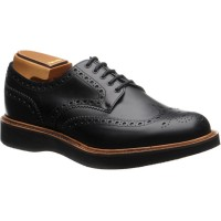 Church Tewin rubber-soled brogues