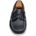 Marske rubber-soled deck shoes