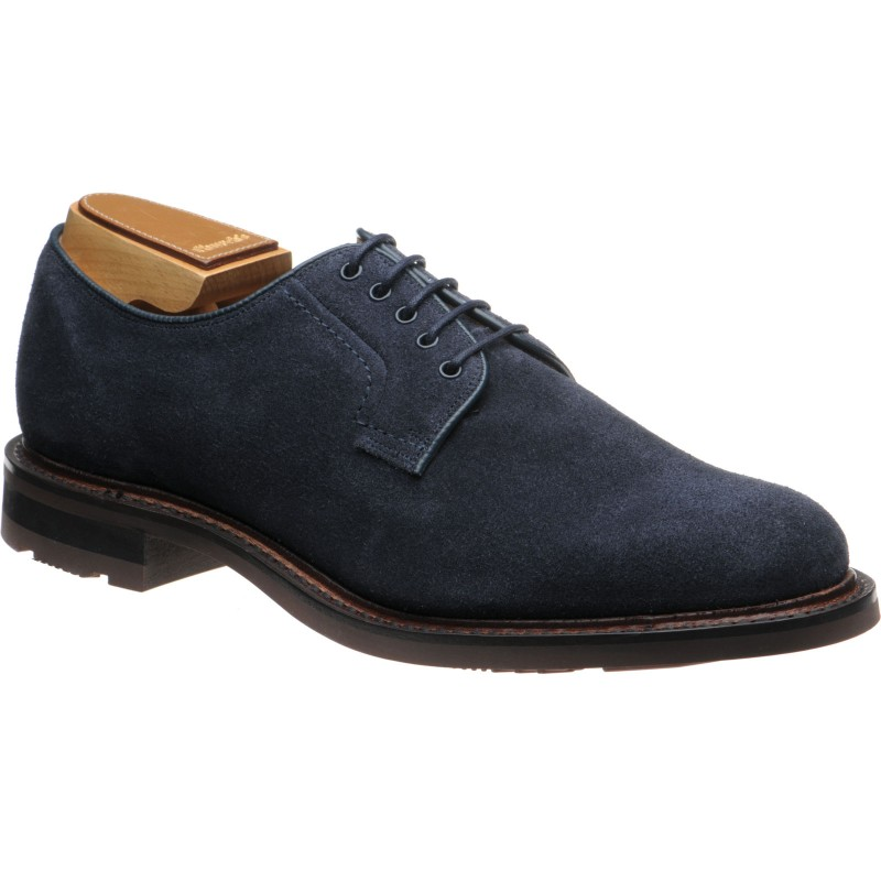 Bestone rubber-soled Derby shoes